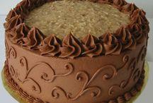 decoracion de pasteles