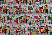 fabric... / by Nicke Cutler