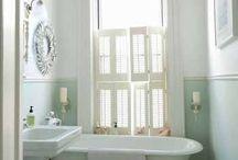 Bathroom design / by Abby Stolfo