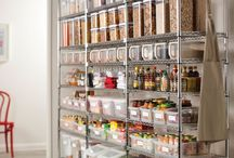 Storage Pantry / Pictures and Ideas for Storage Pantry