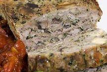 pieczeń włoska z mięsa mielonego
