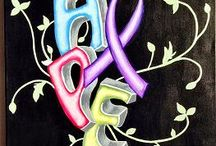 Breast Cancer Art