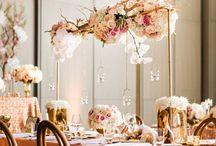 Wedding | Hanging Flowers
