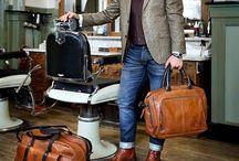 Gino Bianchi Cobbler boots & barbers & barista's / Gino Bianchi boots & barbers te gekke veterboots met bijpassende riemen in Engelse Style bij Aad van den Berg schoenen Noordwijk
