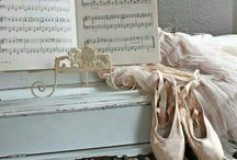 piano AND ballet
