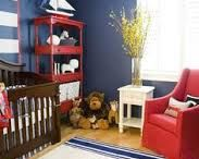 Nautical Bedroom Ideas / Ideas for my sons' bedroom. / by Annie Penny - Knitting and Crochet Design and Patterns