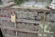 Vintage/antique furniture / by Marlene Whelan
