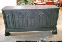 Old Furniture Revamped / by *Connie* Ross