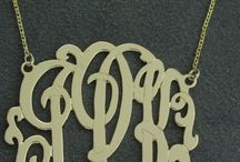 Monogram Ideas / New last name. Celebrate it. Own it. Make it yours.  / by Lauren Snow