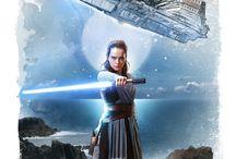 Star Wars / Guerra de las Galaxias