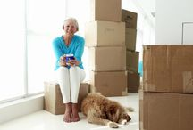 Downsizing & Moving Tips
