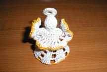 Ornamente handmade / Ornamente de Craciun - ornamente de pus in brad