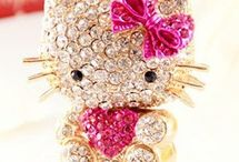 Hello Kitty / by ☽ G I N A ☾