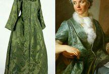garnments in art
