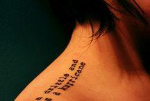 Tattoos I like / by Christian Donaldson