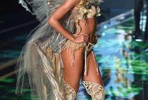 Fashion - lingerie / Victoria's Secret Show 2014