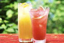 Martie's Cocktail Recipes