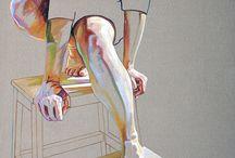 Senior Painting - Figure/Portrait