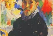 Rik Wouters / Belgische schilder expressionisme