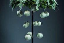 Hæklede julesokkerjul deko