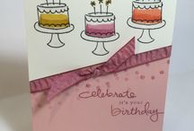 Stampin' Up! - Endless Birthday Wishes (Retired)
