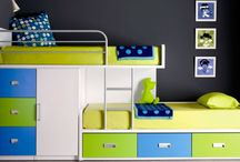 New kids room design