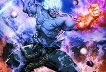 Oni - Street Fighter