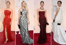 87th Academy Awards / Estilo y glamour sobre la alfombra roja de la 87 entrega del Oscar.