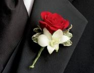 Buttonhole's For Weddings / Wedding flowers