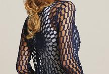 Poleras Crochet