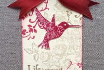 Needlepoint border embossing folder