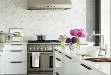 cool kitchy-kitchens / by Paulette LeRoy