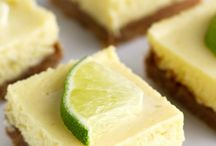 lime/lemon recipes