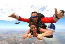 Extreme Sports - Skydiving! / SKYDIVING, Extreme Sport, Adventure, FUN, Free spirits, outdoors!