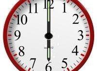 Čas, hodiny