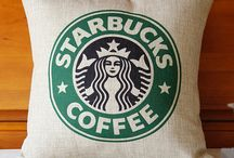 starbucks pillow