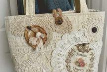 carteras y bolsos vintage y otros