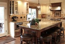 Lovely kitchens / by Wendy Cook
