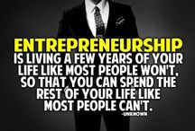 Entrepreneurial Spirit / Fulfilling Your Dream One Day at a Time.
