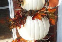 Autumn Ideas / by Patricia Sperrazza