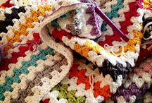 Crochet and Knitting Patterns