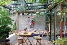 Patios-Pergolas-Outdoor Spaces