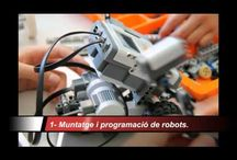 Campus Estiu 2013 / Video de presentació, i activitats durant els campus d'estiu 2013 a Sant Cugat del Vallès i a Pineda de mar! No deixis que t'ho expliquin!! #robòtica #diversió #tecnologia #amistat #aprenentatge #creativitat ...