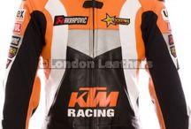 KTM Leathers