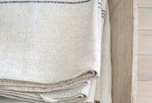 Linen, lace & other textiles