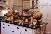 Harvest Kitchen - Fall Decor