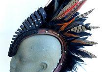 Shaman headpiece