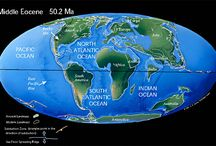 Tectonic plates - Future & Past