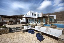 Villas in Greece / Property and travel inspiration for your next trip to Greece