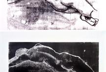 Printmaking Monotype/Monoprint